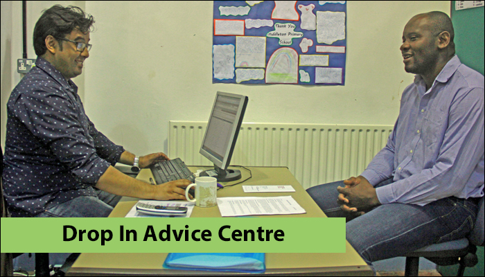 nottginham refugee forum advice centre