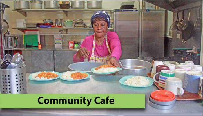nottginham refugee forum community cafe